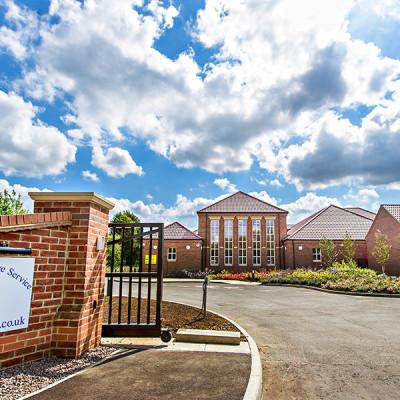 ACES eye hospital exterior